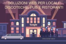 Web Marketing per locali, discoteche, pub e ristoranti