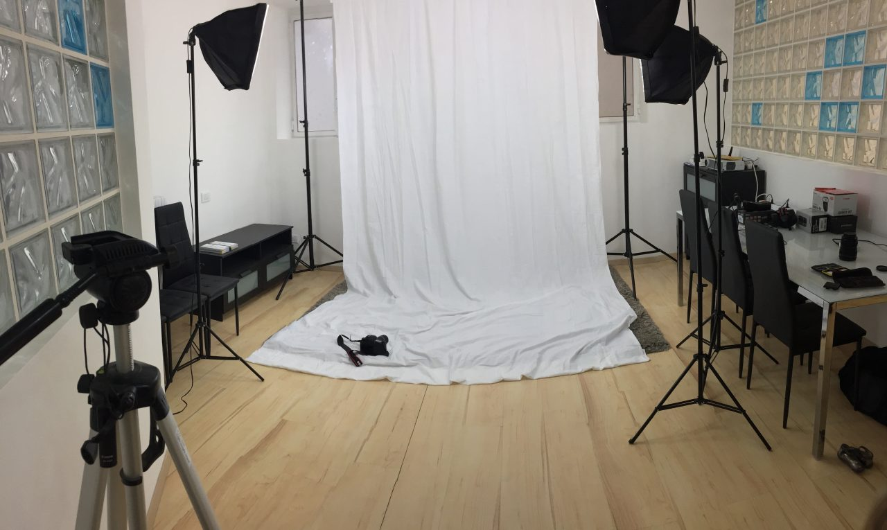 STUDIO FOTOGRAFICO AFFITTO LOCATION